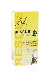 Rescue spray voor dieren bij angst | Bach