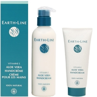 Earth-Line - Aloë Vera Handcrème 100 ml