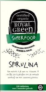 Royal Green - Spirulina 120 tabl.