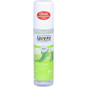 Deodorant Spray: Vervain & Lime