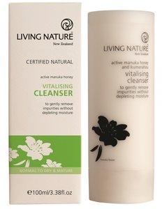 Living Nature - Vitalising Cleanser