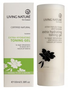 Extra hydraterende toning gel | Living Nature