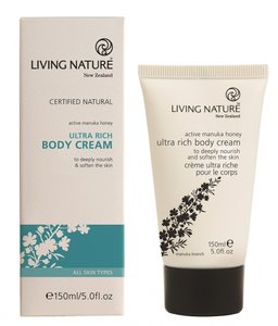Rijke body cream | Living Nature