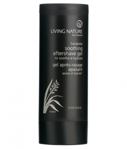 Living Nature - Soothing Aftershave Gel