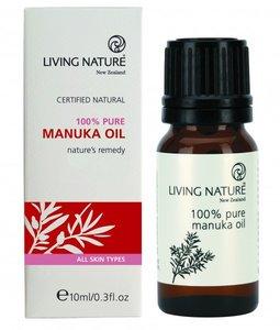 Living Nature - Manuka Olie