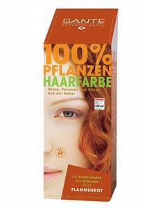 Haarverf Vlammend Rood | Sante