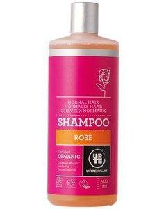 Urtekram - Rozen Shampoo Normaal Haar 500 ml