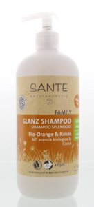 Sante - Familie Bio Sinaasappel Kokos Shampoo 500 ml