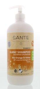 Kokos & Sinaasappel Shampoo | Sante