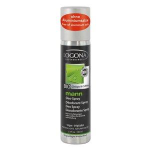 Deodorant spray voor mannen