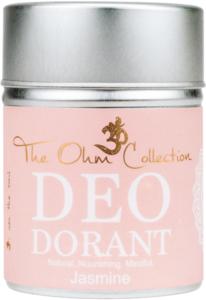 The Ohm Collection - DEOdorant Poeder Jasmine