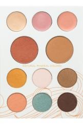 Pacifica - Oogschaduw, Blush & Highlighter Palette: Solar