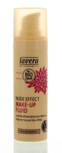 Lavera - Natural Liquid Foundation: Honey Sand 03