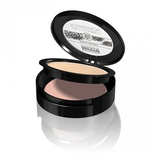 Lavera - 2 in 1 Compact Foundation Ivory 01