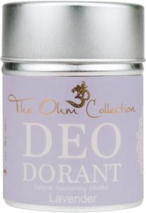 DEOdorant Poeder Lavendel