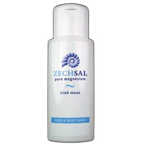 Zechsal - Pure Magnesium: Hair & Body Wash Irish Moss