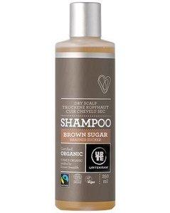 Bruine suiker shampoo