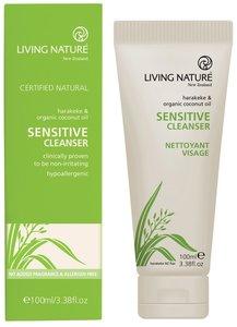 Cleanser voor de gevoelige huid