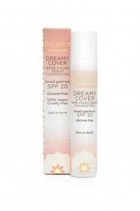 Pacifica - Dreamy Cover Bare-Faced Serum Foundation SPF 20: Medium/Tan