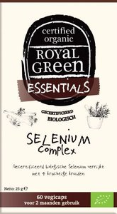 Selenium Complex | Royal Green