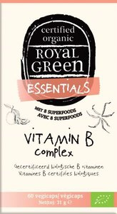 Vitamine B Complex | Royal Green