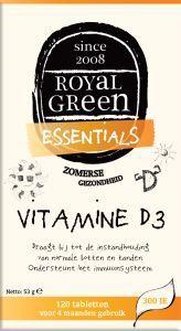Royal Green - Vitamine D3