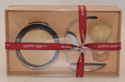Aleppo Soap Co. - Luxe Cadeau Scheer Set