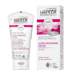 Lavera - Ultra Hydrating Cream: Wild Rose