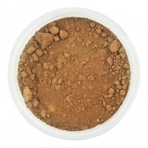 Mineral foundation: deep warm