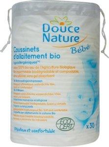 Douce Nature - Bio Katoenen Borstvoedingscompressen