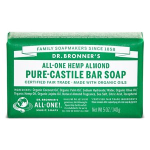 Soap bar   Almond