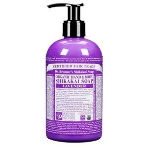 Dr. Bronner's - Shikakai Hand & Body Soap: Lavender 355 ml