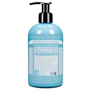 Vloeibare zeep zonder parfum | Vegan