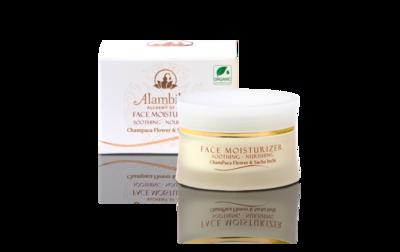 Dag- en nachtcrème voor de droge huid