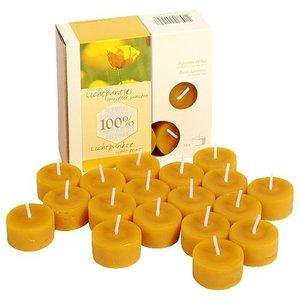 Waxinelichtjes van bijenwas | Dipam