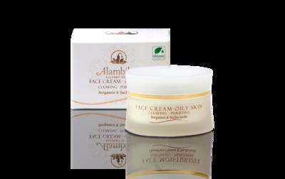 Alambika - Face Cream Oily Skin