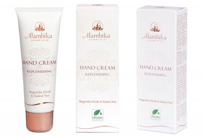 Replenishing Hand Cream