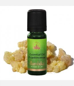 Alambika - Etherische olie: Frankincense Carterii 10 ml