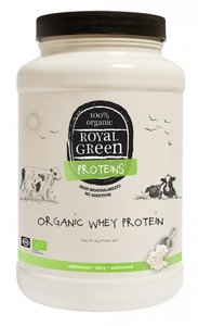 Royal Green - Organic Whey Protein Isolaat