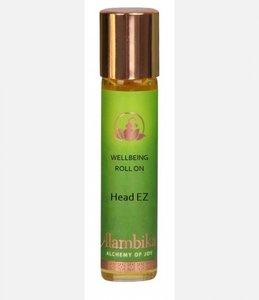 Roller hoofdpijn olie