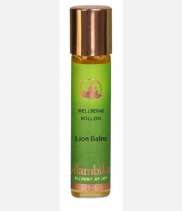 Alambika - Wellbeing Roll-On: Lion Balm (tht: 08-2019)