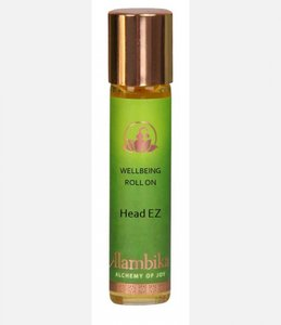 Alambika - Wellbeing Roll-On: Wellness Pack (4 stuks)