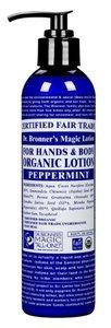 Verfrissende hand & bodylotion   Peppermint