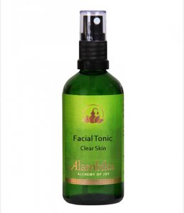 Facial Tonic: Clear Skin