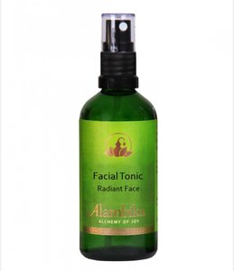Facial Tonic: Radiant Face