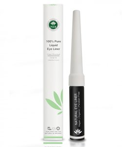 PHB Ethical Beauty - Natural Organic Liquid Eyeliner Black