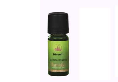 Biologische Niaouli etherische olie