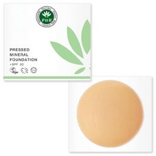 PHB Ethical Beauty - Mineral Pressed Foundation: Medium MINI
