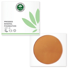 PHB Ethical Beauty - Mineral Pressed Foundation: Caramel MINI
