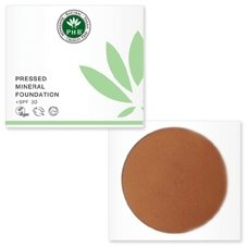 PHB Ethical Beauty - Mineral Pressed Foundation: Cocoa MINI